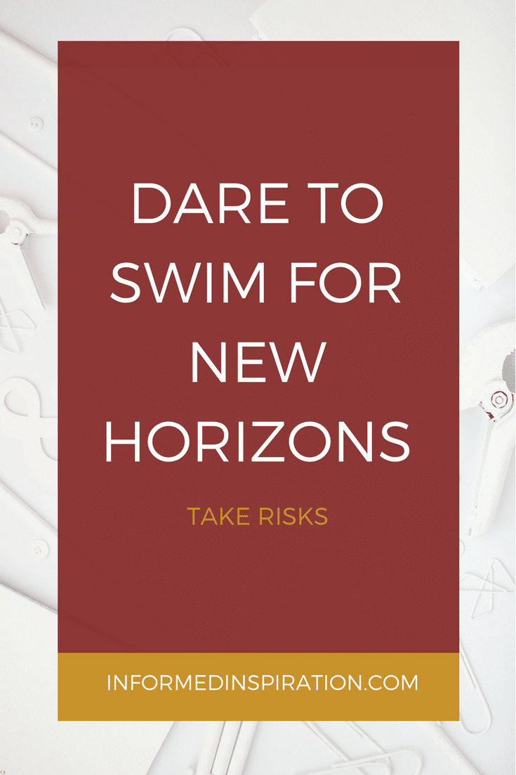 SWIM FOR NEW HORIZONS - INFORMEDINSPIRATION.COM